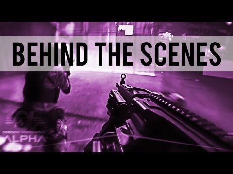 Behind The Scenes: First Person VS Third Person