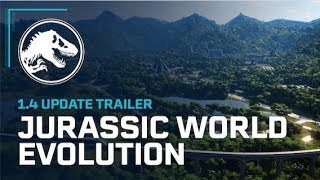 New Game Update | Jurassic World Evolution