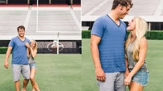 Matthew Stafford shares story on how he met/proposed to future wife at UGA