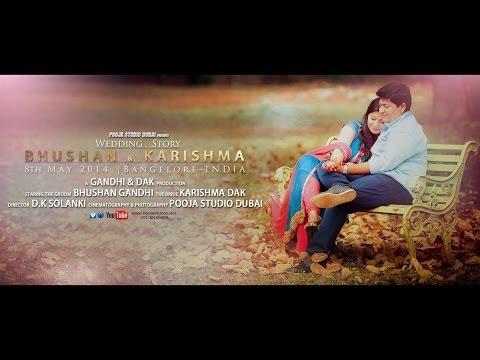 Marwari Wedding # Bhushan & Krishma # Banglore # May 2014 video