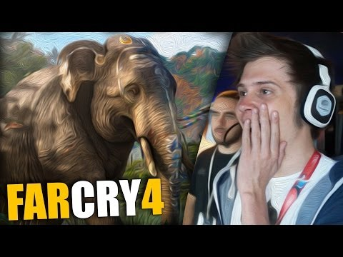 ELEFANTES, INGLESES SALSEANTES Y ASSASSINS | Far Cry 4 y AC Unity