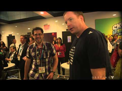 Bungie E3 2013 Day 2: Press Event
