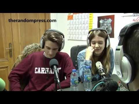 Entrevista Guillermo Campra y Carla Campra 17/12/2014