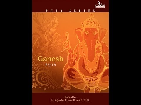 Ganesh Puja Mantras - Puja Aarambh video