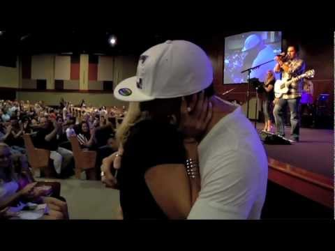 Best Blessed Marriage Proposal Ever 2012!!!