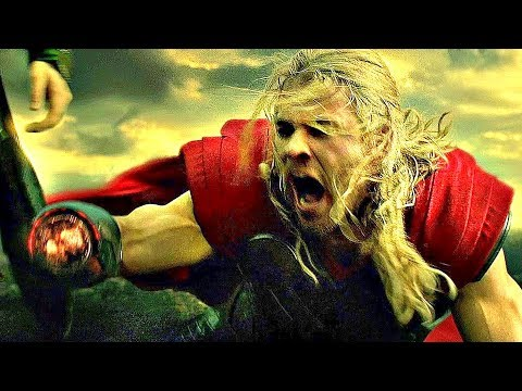 Thor 2 : The Dark World Trailer (2013) video