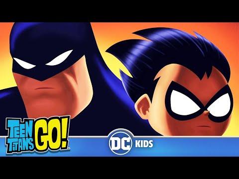 Teen Titans Go!   He's The Batman!   DC Kids