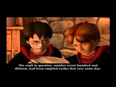 Harry Potter and the Philosopher's Stone XBOX part 4
