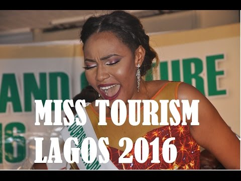 Exclusive Images From Miss Tourism Lagos 2016 (Grand Finale)