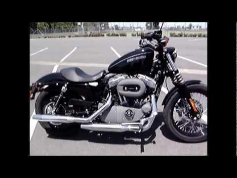 2011 Harley-Davidson Nightster Review