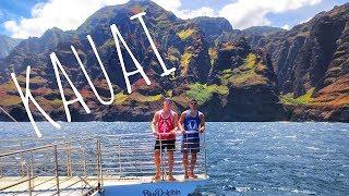 TRAVEL TO KAUAI, HAWAII  // GoPro Hero 6 Black