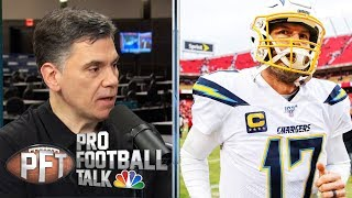 Tom Brady, Philip Rivers headline craziest NFL QB offseason | Pro Football Talk | NBC Sports
