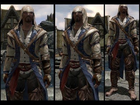 Skyrim#4 Assassins Creed 3