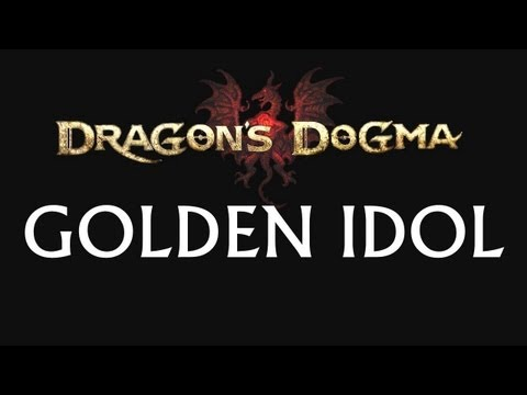 Dragon's Dogma - Como Conseguir o Golden Idol (C/ Comentario) [HD]
