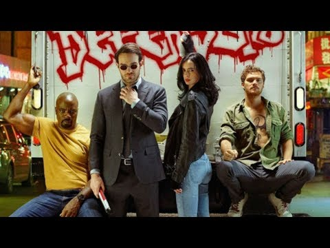 Cover Lagu Why There's No More Netflix Marvel TV Shows