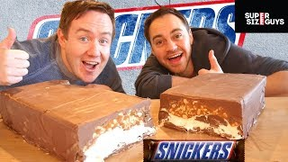 GIANT SNICKERS