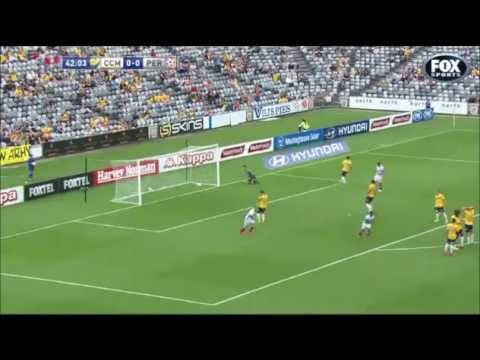 Central Coast Mariners 0-1 Perth Glory