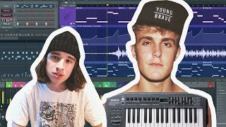 Turning Jake Paul into the piano he deserves to be.