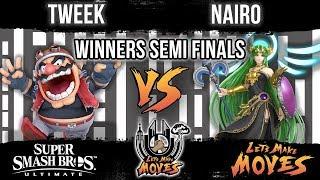 Nairo vs Tweek - Let's Make Moves - Ultimate Winners Semi Finals