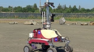 NASA tests next-gen rovers to explore the moon and Mars