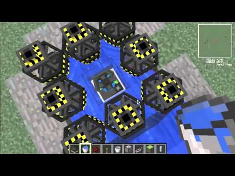 Voltz Nuclear Reactor Tutorial- how to make a Fission Reactor in voltz!