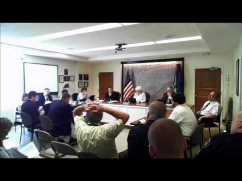 Board of Commissioners Meeting June 22, 2015
