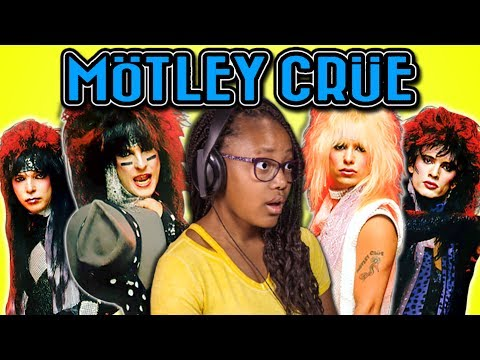 download lagu Kids React To MÖtley CrÜe 1980s Metal Band gratis