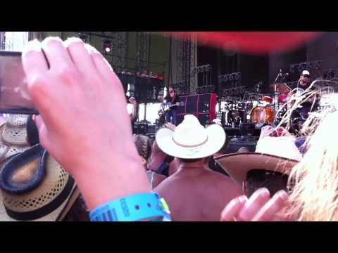 Thomas Rhett - Something To Do With My Hands (watershed 2012) video