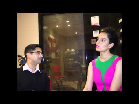 Kangana Ranaut Exclusive Interview for Bollywood Eye