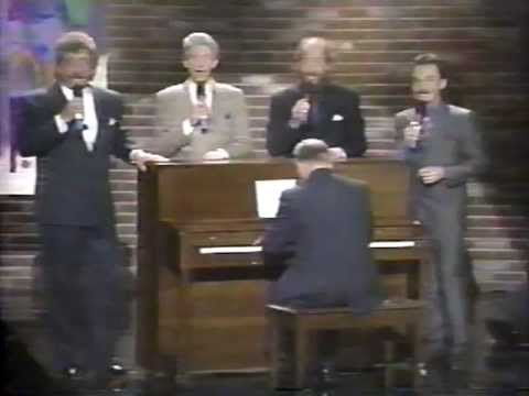 Statler Brothers - Theres A Man In Here