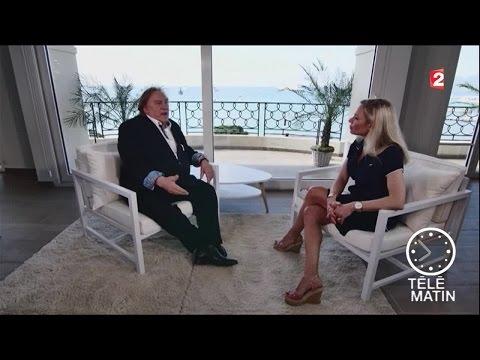 Cinéma - Tour de France avec Gérard Depardieu - 2016/05/17