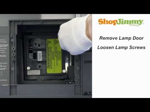 jvc 61inch projection tv lamp replacement diy how to save money and. Black Bedroom Furniture Sets. Home Design Ideas