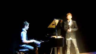 Grenade Bruno Mars - Neil & Jamie on piano Hofplein Theater havo/ Vwo 2011, The Winner Is SBS6