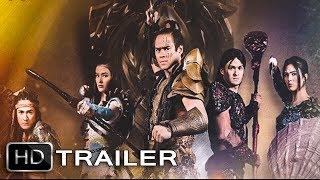 Bagani Full Trailer (2018 Hollywood Style)