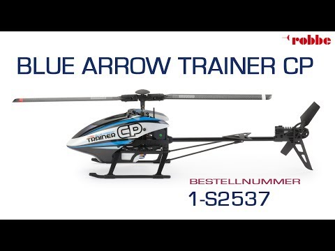 robbe | Blue Arrow Trainer CP