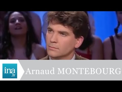 Arnaud Montebourg chez Thierry Ardisson - Archive INA
