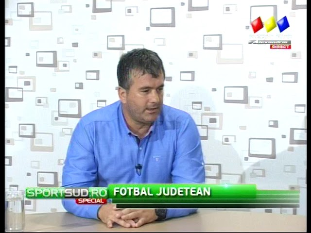 Sport SUD Special - Marian Botea - 24.09.2018