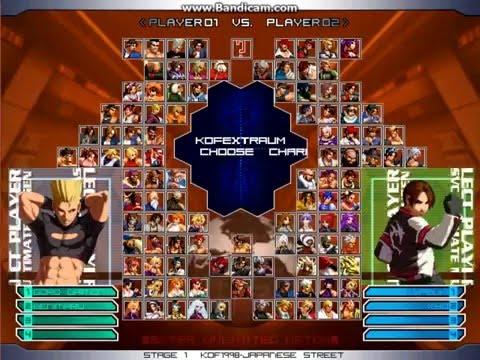 Misc Cartoons - King Of Fighter - Esaka Kof 98