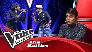 The Battles : Stephan Shevon V Suraj Fernando | Senorita | The Voice Sri Lanka