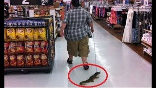 Proof That Walmart Is Another World Entirely