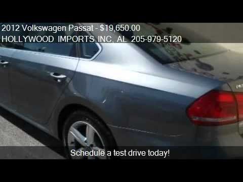 2012 Volkswagen Passat SE PZEV - for sale in BIRMINGHAM, AL