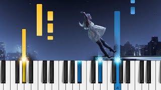 Download Lagu Ariana Grande - No Tears Left to Cry - Piano Tutorial / Piano Cover Gratis STAFABAND