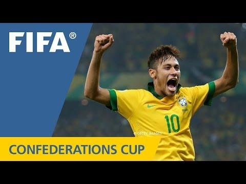 Brazil 2:1 Uruguay, FIFA Confederations Cup 2013