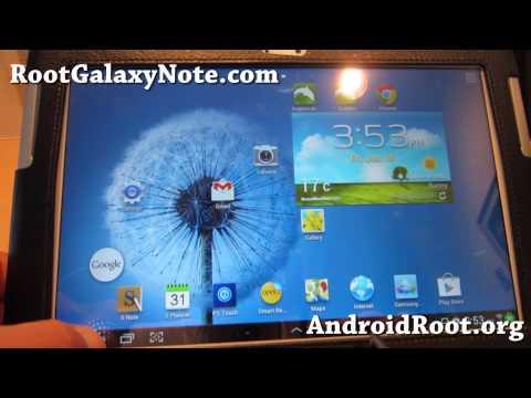 Official Jelly Bean + Root for Galaxy Note 10.1 GT-N8013!