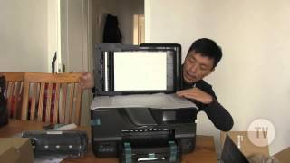 Unboxing - HP OfficeJet Pro 8600