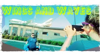 Evergreen Wings and Waves waterpark in Mcminneville,Oregon