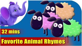 Animal Rhymes Volume 2 - Ultra HD (4K) Best Collection of Rhymes for Children in English