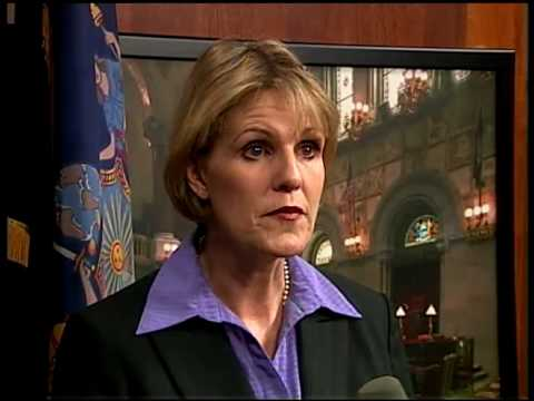 NYS Senator Cathy Young comments on Nushawn Williams - 4/28/10