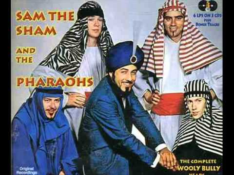 Sam The Sham And The Pharaohs - Im In With The Out Crowd