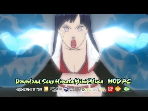 Naruto Ninja STORM 3™ Full Burst Download Hinata Sexy Mini Blusinha Vs Naruto